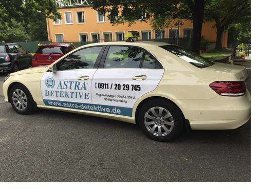 Detektiv Nürnberg - Detektei Astra